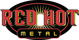 Red Hot Metal logo