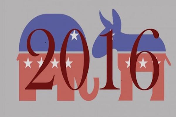 2016 political parties
